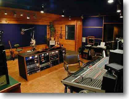 Excellent Choosing A Recording Studio Back At The Ranch Music Resources Largest Home Design Picture Inspirations Pitcheantrous