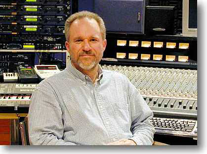 Brian Konzelman, 30 years recording experience
