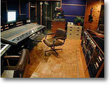 WACO Texas recording studio