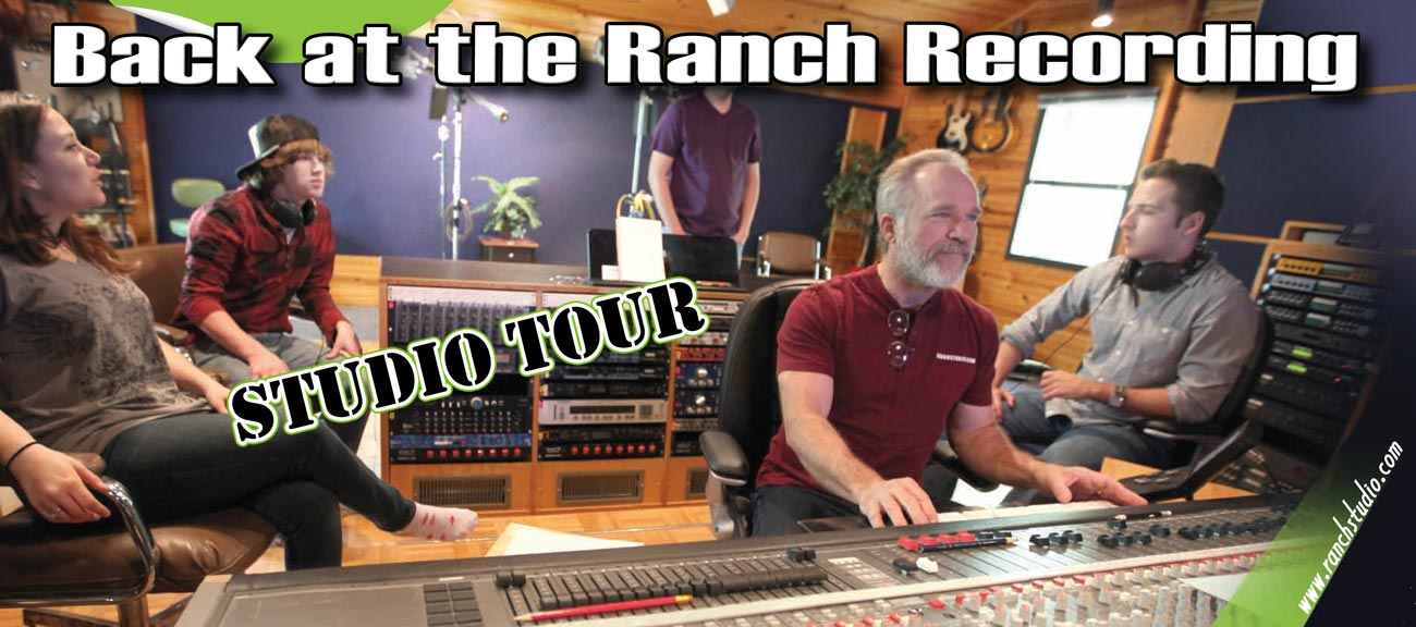 RanchStudio tour