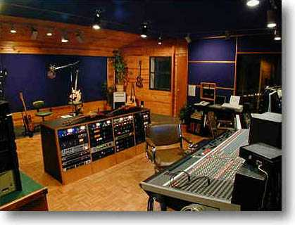 Studio Tour - Back at the Ranch Recording Studio