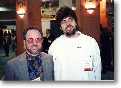 Alan Parsons with Brian, RanchStudio