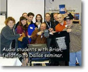 Brian MCC students