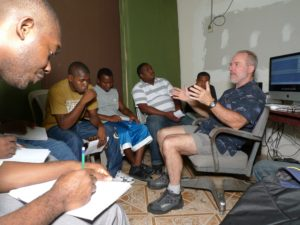 Brian teaching audio Honduras 2