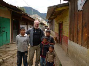 brian w ethnic Xelajú Guatemala